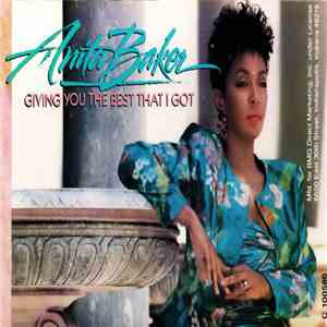 Anita Baker - Giving You The Best That I Got download free